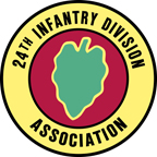 24TH iNFANTRY DIVISION ASSOCIATION LOGO